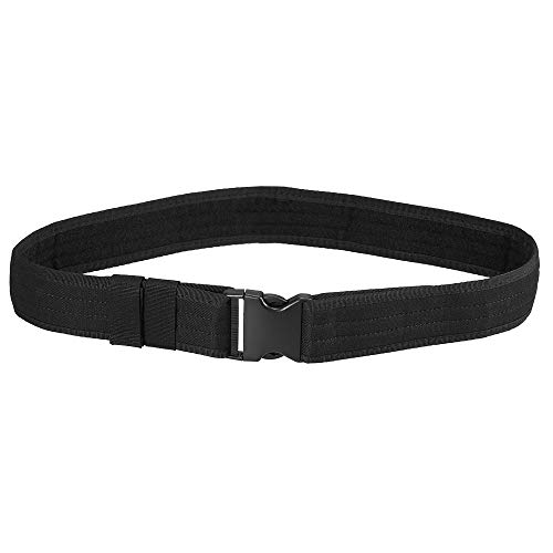 Lixada Heavy Duty Belt Tactical Combat Police Utility Belt Adjustable 2.1IN Load Bearing with Quick Release Buckle -