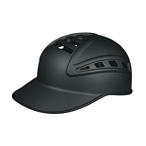 Wilson Sleek Pro Skull Catcher's Cap, Black
