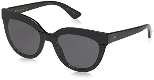 Dior Soft 1 D28 Black Sunglasses Cat - Cat Dior