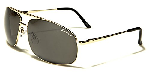 Green Black de Oxigen Taille soleil Lunettes Homme Lens Multicoloured Gold unique qSW7fBz