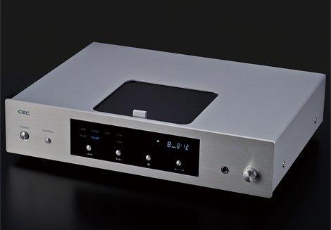 CEC CDプレーヤー Belt Drive CD Player CD5 B00O43I9YI
