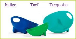 Studio Scoop Bowl Size: 1 Cup, Color: Turf Green -
