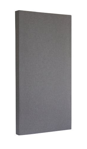 ATS Acoustic Panel 24x48x2, Fire Rated, Warm Grey Color by ATS Acoustics