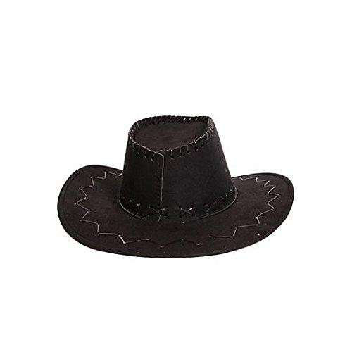 Costume De Adulte Cowboy (Fancy Party Halloween Black Stitch Cowboy)