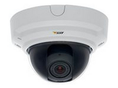 AXIS P3364-V 6mm - Network camera - dome - vandal-proof - color ( Day&Night ) - 1280 x 960 - vari-focal - audio - 10/100 - MJPEG, H.264 - PoE - (Vandal Proof Color Camera)