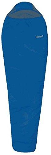 Eureka! Cimarron 15-Degree, 3-Season Mummy Sleeping Bag, Regular Size, Blue (4 Pounds 1 Ounce)