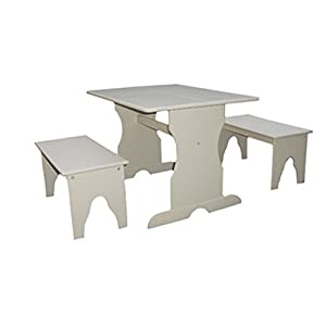 Table with 2 Benches from International Concepts