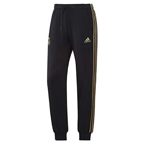Adidas Real Madrid Training - adidas 2019-2020 Real Madrid Training Sweat Pants (Black)