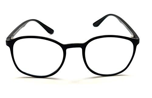 HEIREUX Blue Light Blocking Filter Glasses, Computer Glasses, Gaming Glasses, Anti Eye Strain, Anti Eye Fatigue, Transition - Colors Lenses Transition