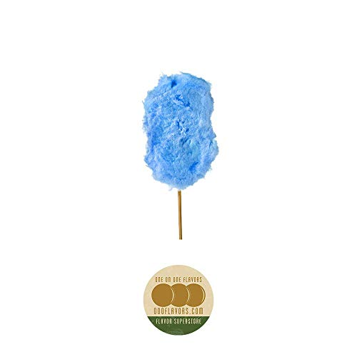 OOOFlavors Blueberry Cotton Candy Flavored Liquid Concentrate Unsweetened (10 ml)