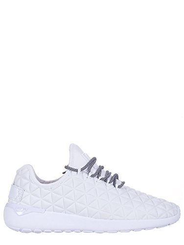 Baskets Pour Bianco Blanc Femme Asfvlt pqC11