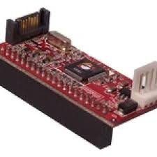 Slot Adapter Expansion Ide (SIIG SATA to IDE Adaptor (SC-SA0112-S1))