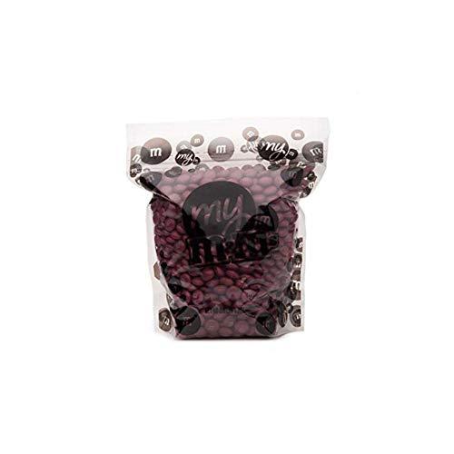 Maroon M&M'S Bulk Candy Bag -