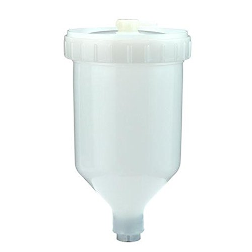 300ml Gravity Feed Paint Cup for Atom Mini X16 Spray Gun]()