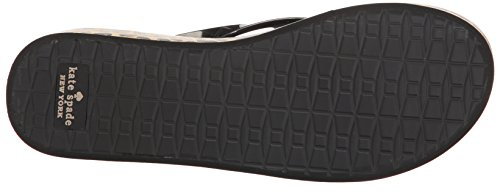 York Spade Women's Flip Black Kate Flop Rhett New qPwECU