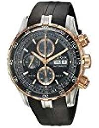 Grand Ocean Chronograph Automatic Black Dial Mens Watch 01123 357RCA NBUR