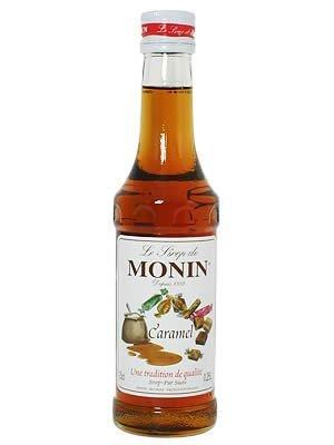 Monin – Caramel Syrup – 250ml