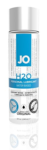 System Jo H2o Lubricant  8 Ounce Bottle