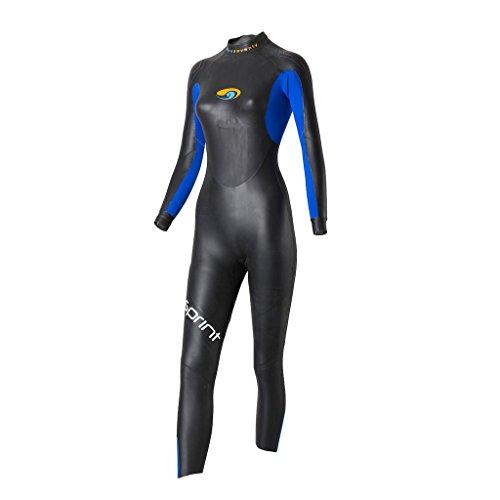 blueseventy Women's Sprint Triathlon Wetsuit - 2018 Model, size - Wetsuit Entry Triathlon Level