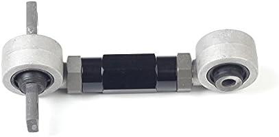 BLACKHORSE-RACING Suspension Camber Control Rear Camber Adjustable Kit Powder-Coated for Honda Civic Integra CRX EJ EG DB DC
