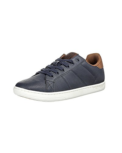 Jack & Jones Men's 'Brooklyn' Sneakers EUR 43 Navy