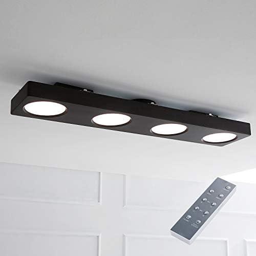 [スポンサー プロダクト]LOWYA 天井照明 おしゃれ シーリングライト LED 照明 8畳 ライト ウォルナット