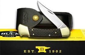 Buck 110 Basketweave 1 400 Folding Hunter Wooden Etched USA Pocket Knife Knives