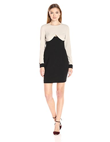 Buy black halo cut out dress - 4