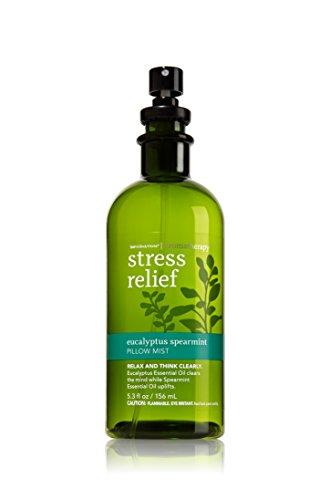 Bath and Body Works Aromatherapy Pillow Mist Eucalyptus Spearmint (Retired Fragrance) 5.3 Fl Oz