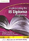 Implementing the IB Diploma Programme, , 0521544874