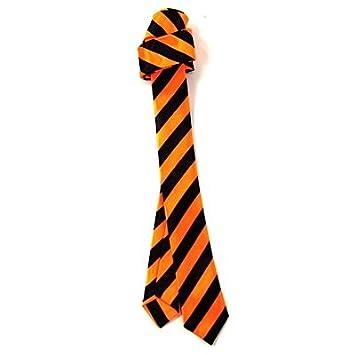 Rock de corbata Stripes Neon Naranja: Amazon.es: Deportes y aire libre