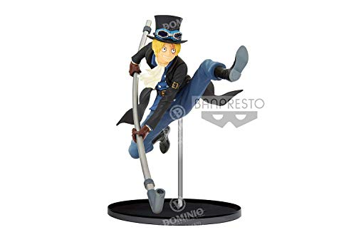 Banpresto-Estatua-Sabo-20-cm-One-Piece-BWFC-Normal-Color