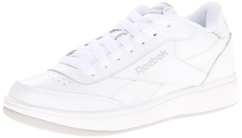 Reebok Athletic Sandals - Reebok Men's Ace Fashion Sneaker,White/Pure Silver/Steel/Royal,9 M US
