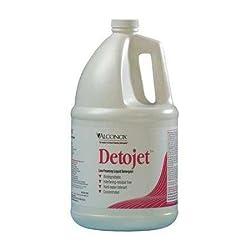 Alconox 1601 Detojet Low Foaming Liquid Detergent, 1 Gallon Bottle