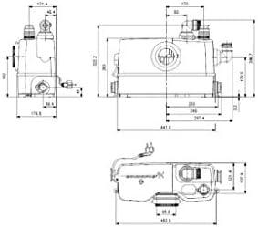 Trituradora sololift2 d-2 1x230v Grundfos sololift 2