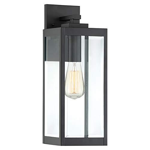 Quoizel WVR8406EK Westover Lantern Outdoor, Earth Black by Quoizel (Image #4)
