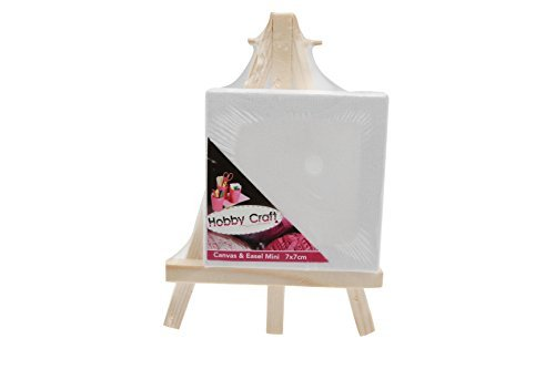Mini Canvas and Easel 7X7CM (Canvas Size) Weddings, Parties Gifts