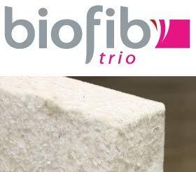 BIOFIB TRIO | Ep.80mm 1, 25x0, 6m | R=2, 05 Acermi N° 14/130/962 - paquet(s) de 5.25m² 05 Acermi N° 14/130/962 - paquet(s) de 5.25m²