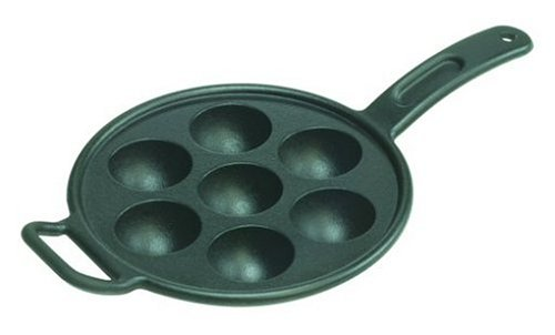 Lodge Pro-Logic P7A3 Cast-Iron Aebleskiver Pan