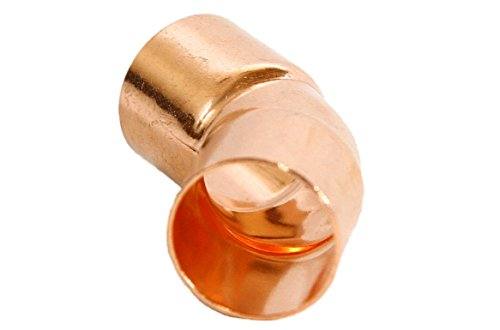 "1 1/4"" COPPER 45 STREET ELBOW (Pack of 1 pc.)"