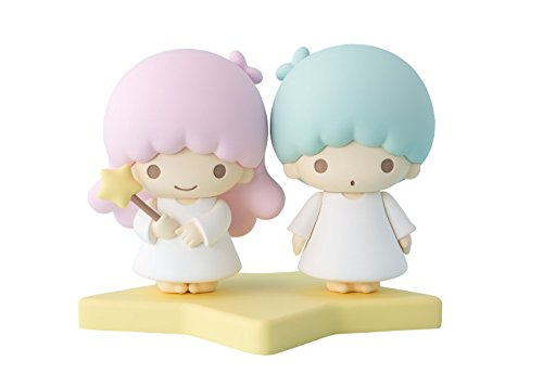 Little Twin Stars (Bandai Tamashii Nations Figuartszero Pastel Ver.Little Twin Stars Statue Action Figure)