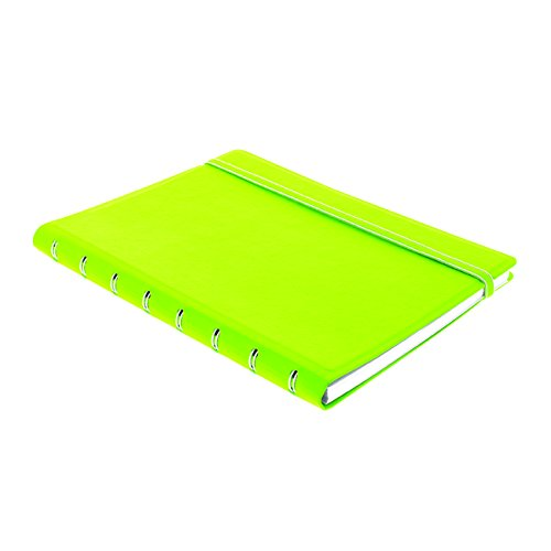 """A5 Notebook, 8.25"""" x 5.12"""", 112 Ruled Pages, Pear (B115013U) Photo #2"""