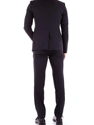 Italy 181aj800181tn5371 Aj800 Robe Made Marine 100 Fradi Noire Bleu In YwYqf0C