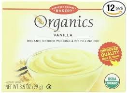 European Gourmet Bakery Mix Pudding Vanilla O