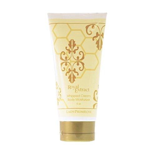 Lady Primrose Royal Extract Whipped Cream Body Moisturizer, - Whipped Body Oz 6 Cream
