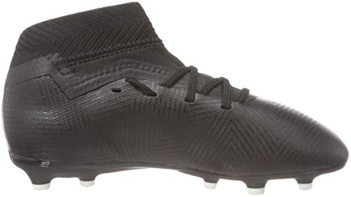 3 Garçon Black Football core Black Chaussures Fg J ftwr 18 core De White Adidas Noir Nemeziz 0wPqEy08