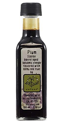 (Barrel Aged Balsamic Vinegar (Plum, 100ml))