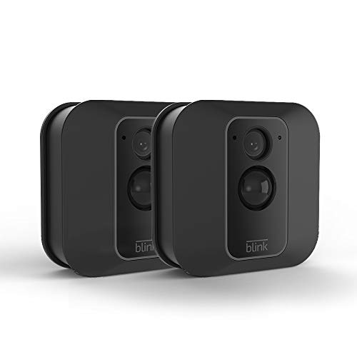 All-new Blink XT2 Outdoor/Indoor Smart Security Camera with cloud storage included, 2-way audio, 2-year battery life ? 2 camera kit