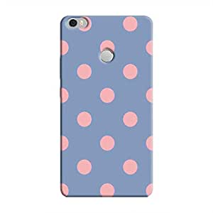 Cover It Up - Pink Spots Mi MaxHard Case
