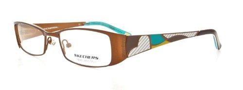 SKECHERS Monture lunettes de vue HD 420 Gunmetal 54MM